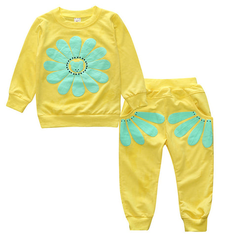 Image of Baby sunflower Casual Set