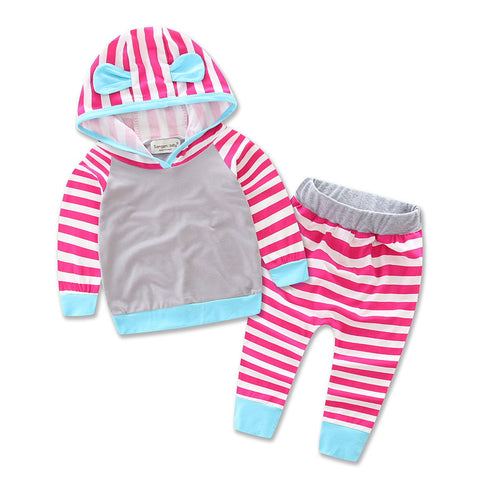 Image of cotton Leisure baby Clothes