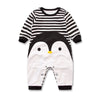 Image of BabY & Toddlers Penguin Bodysuit  Romper - [22 Variants]