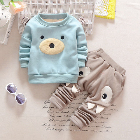 Baby Top And Pants Clothing Set