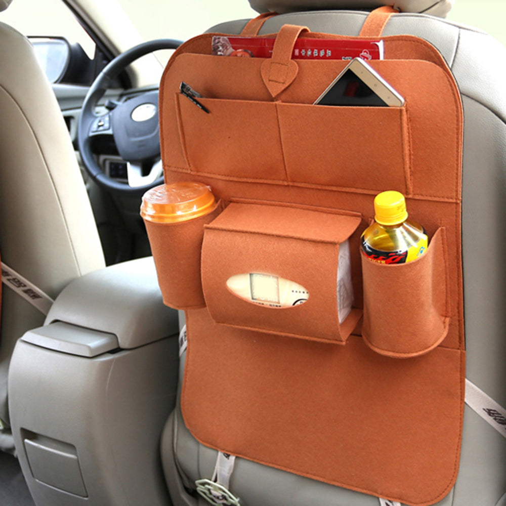 Car Backseat Multi-pocket Organizer - [9 Variants]