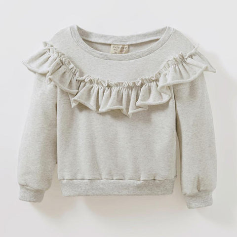 Image of Baby Long Sleeve Solid Soft Toddler Shirt