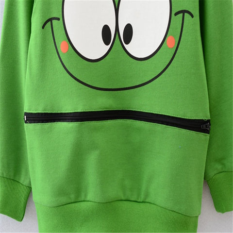 Image of Toddlers Smiley Face Outfit - [2 Variants]