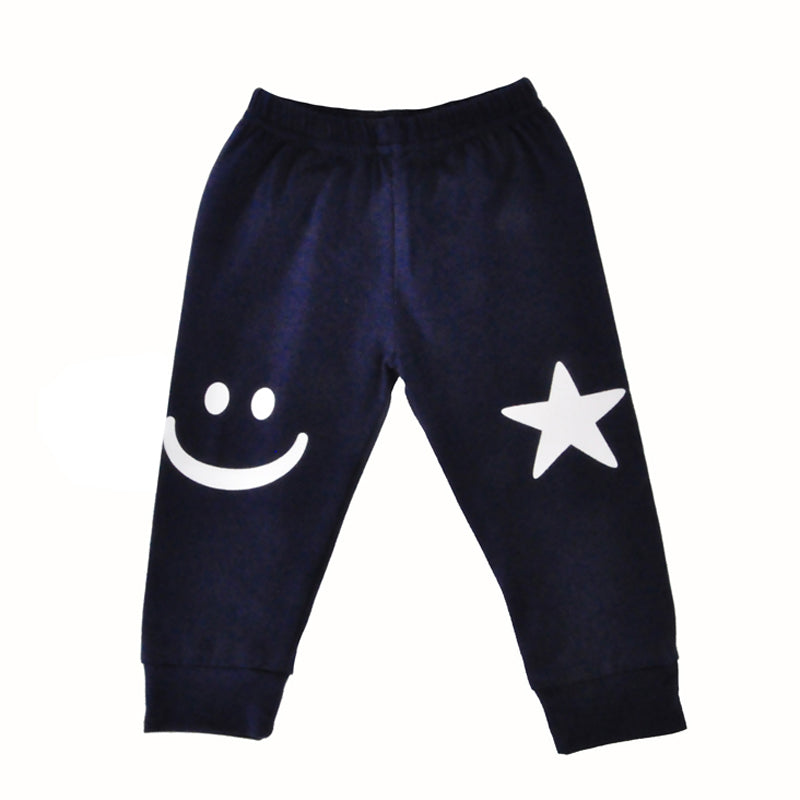 Casual Smile Baby Short And Pants Set