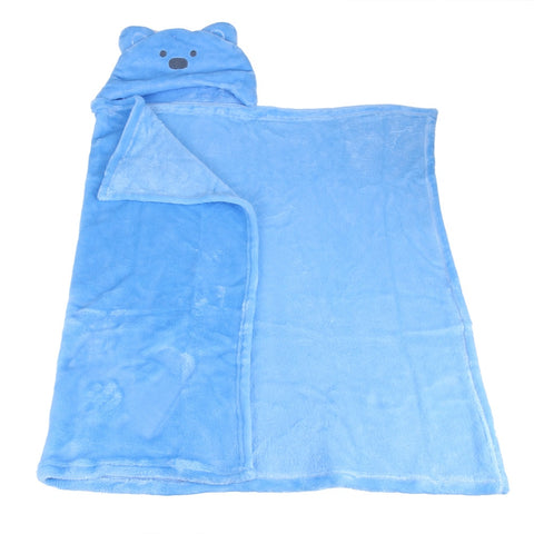 Image of Baby Super Soft Hooded Bathing Towel
