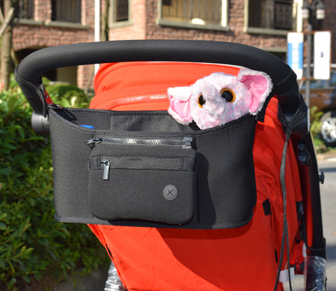 Image of Stroller or Cart Diaper Bag