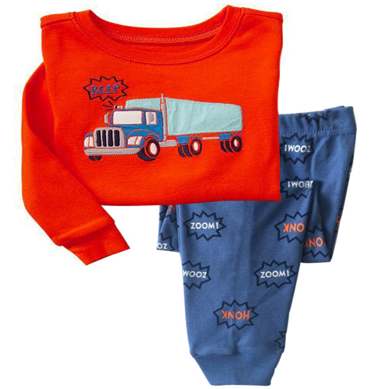 Kids' Sleepwear Pajama Clothing Set - [22 Variants]