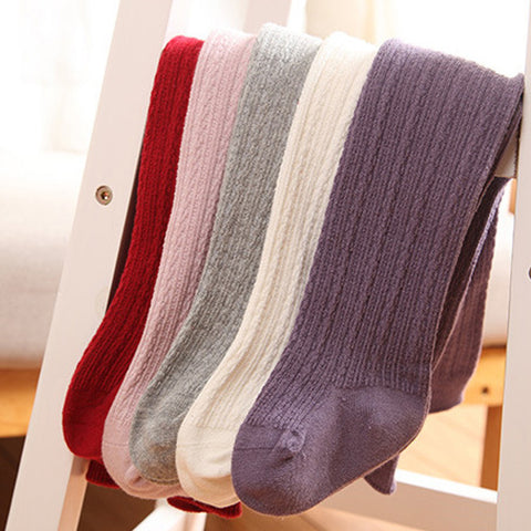 Image of Cute Baby Leg Warmer Stockings - [6 Variants]