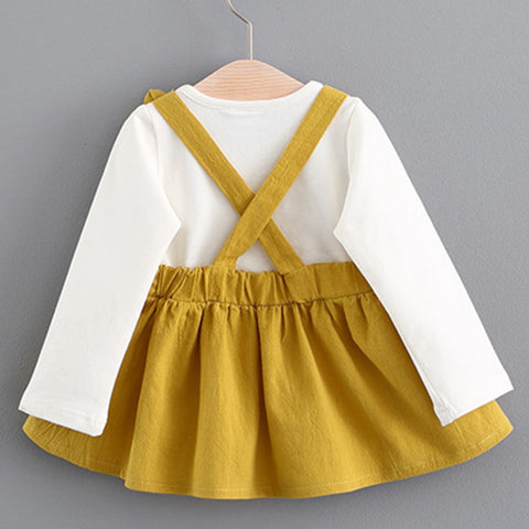 Baby's Bunny Style Dress
