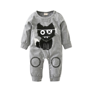 Monster Jumpsuit Rompers