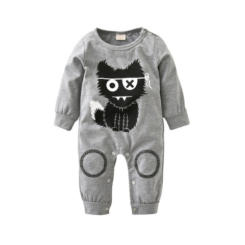 Image of Monster Jumpsuit Rompers