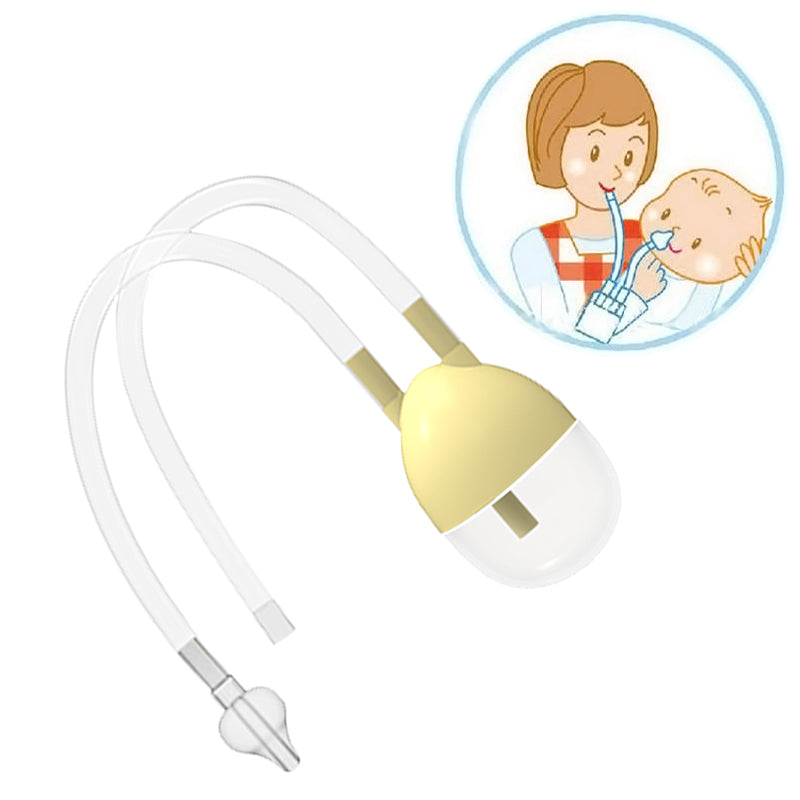 Nose Vacuum Cleaner for Babies