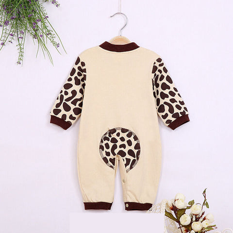 Baby Cow Romper Set
