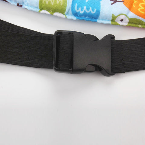 Image of Car Seat Safety Belt Head Support - [20 Variants]