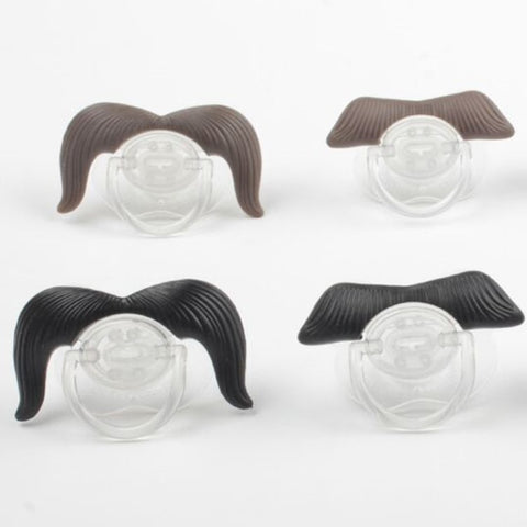 Image of Funny Silicone Dummy Baby Soother