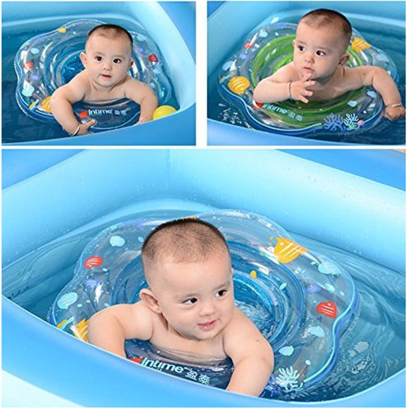 Baby Inflatable Swimming Seat Ring Tube