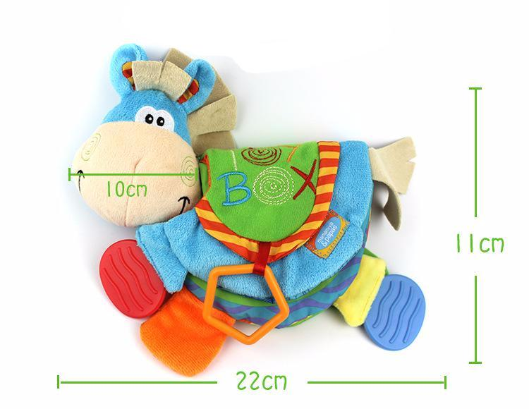 Donkey Teething Relief Toys