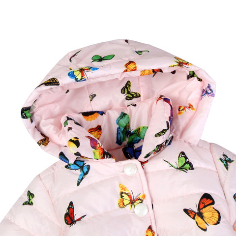 Image of Toddler Baby Girls Winter Coat