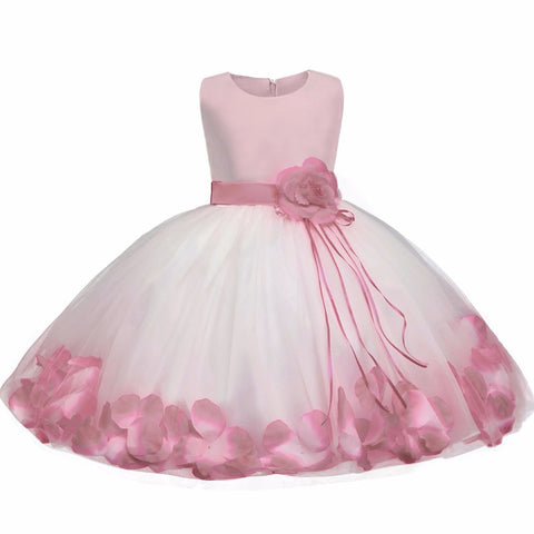Baby Girl Flower Wedding Dress