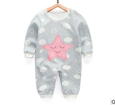 Long Sleeve Winter Baby Rompers - [21 Variants]