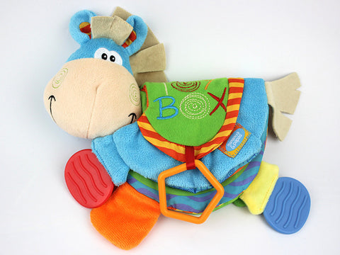 Image of Donkey Teething Relief Toys