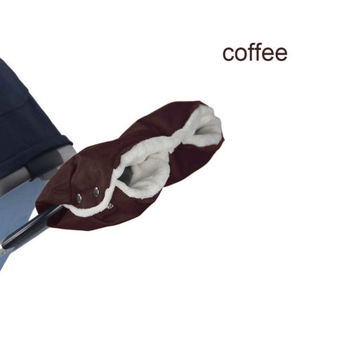 Image of Stroller-attached Warm Gloves - [3 Variants]