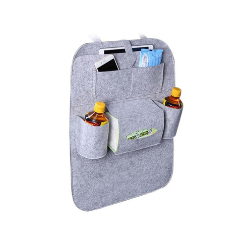 Image of Car Backseat Multi-pocket Organizer - [9 Variants]