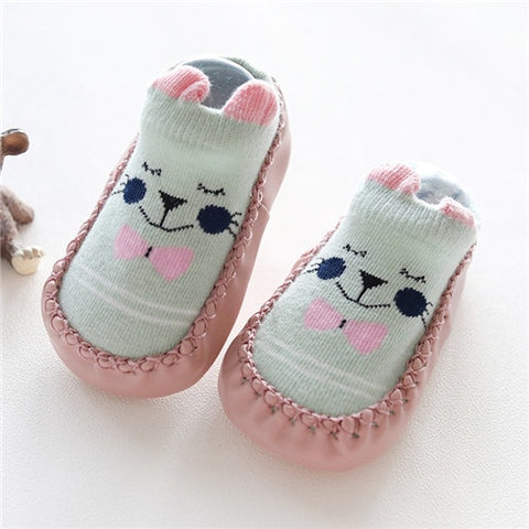 Baby Socks With Rubber Soles Anti Slip Sock
