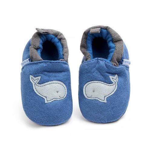 Toddler Cotton Soft Sole Cute Crib Shoes Slipper Skid-Proof