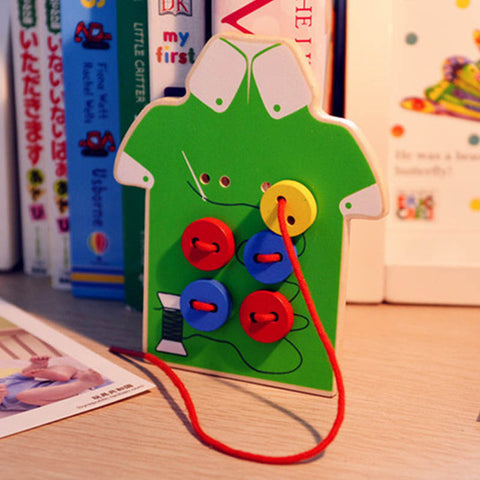 Image of Beads Lacing Educational Toy - [2 Variants]