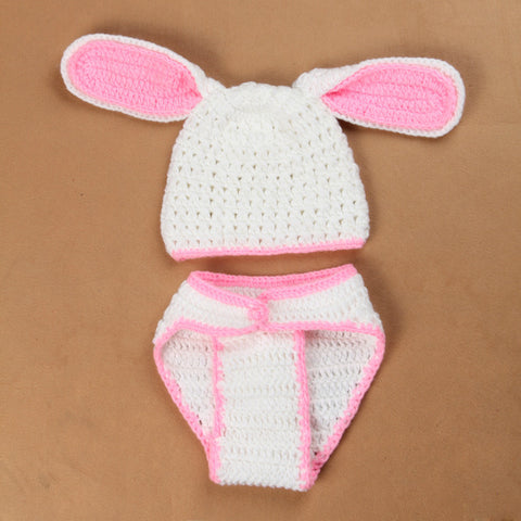 Image of Baby Bunny Photo Shoot Props Set