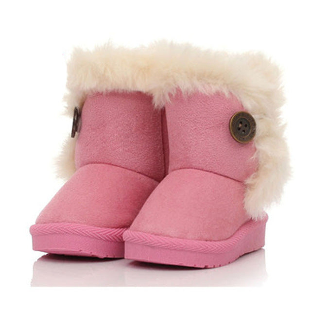 Toddlers Snow Boots - [4 Variants]