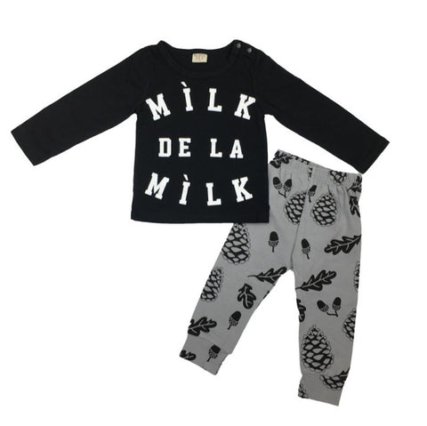 Image of Casual Baby  Shirt and Pants Set