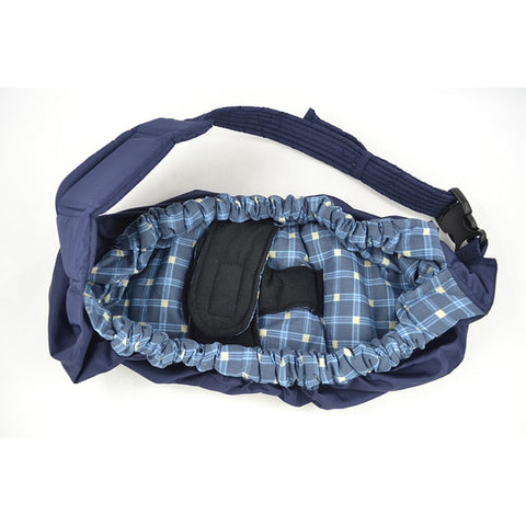 Image of Baby Nursing Swaddle Nursing Pouch