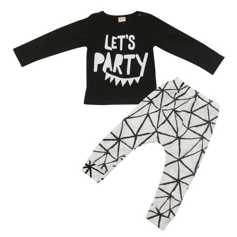 Casual Baby  Shirt and Pants Set