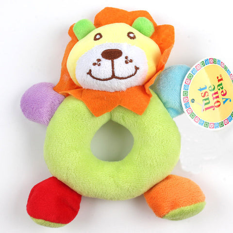 Image of Hand Bell Plush Toys - [8 Variants]