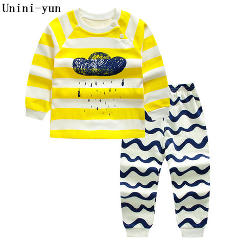 Image of Toddlers Cute Pyjama Set - [21 Variants]