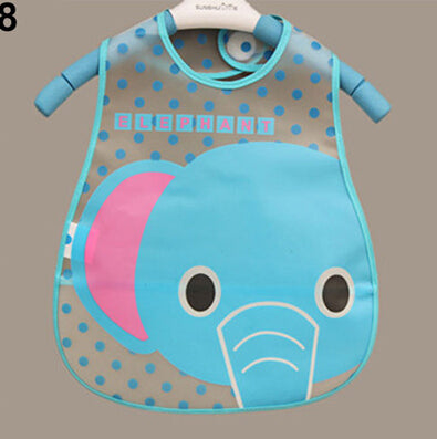Image of Baby Waterproof bibs - [8 Variants]
