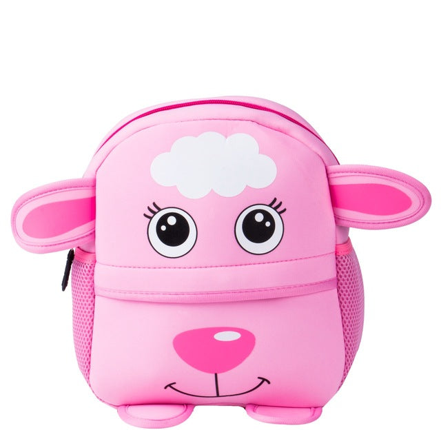 Toddlers 3D Cartoon Animal Backpack - [9 Variants]