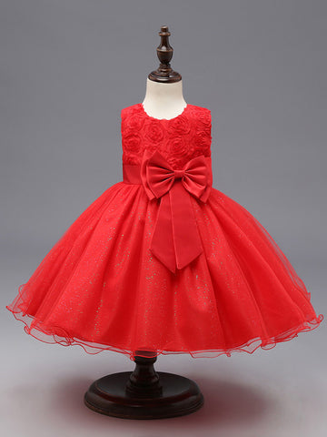 Image of Baby Girls knee-length style Dress