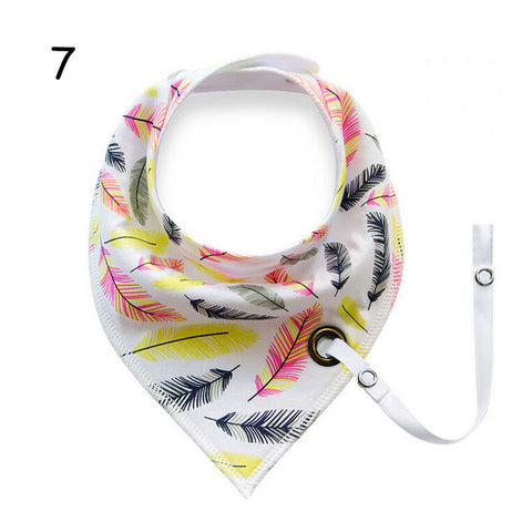 Image of Stylish Bandana Bibs