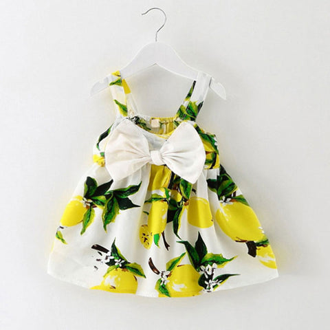 Image of baby girls clothing cool cotton party princess dresses