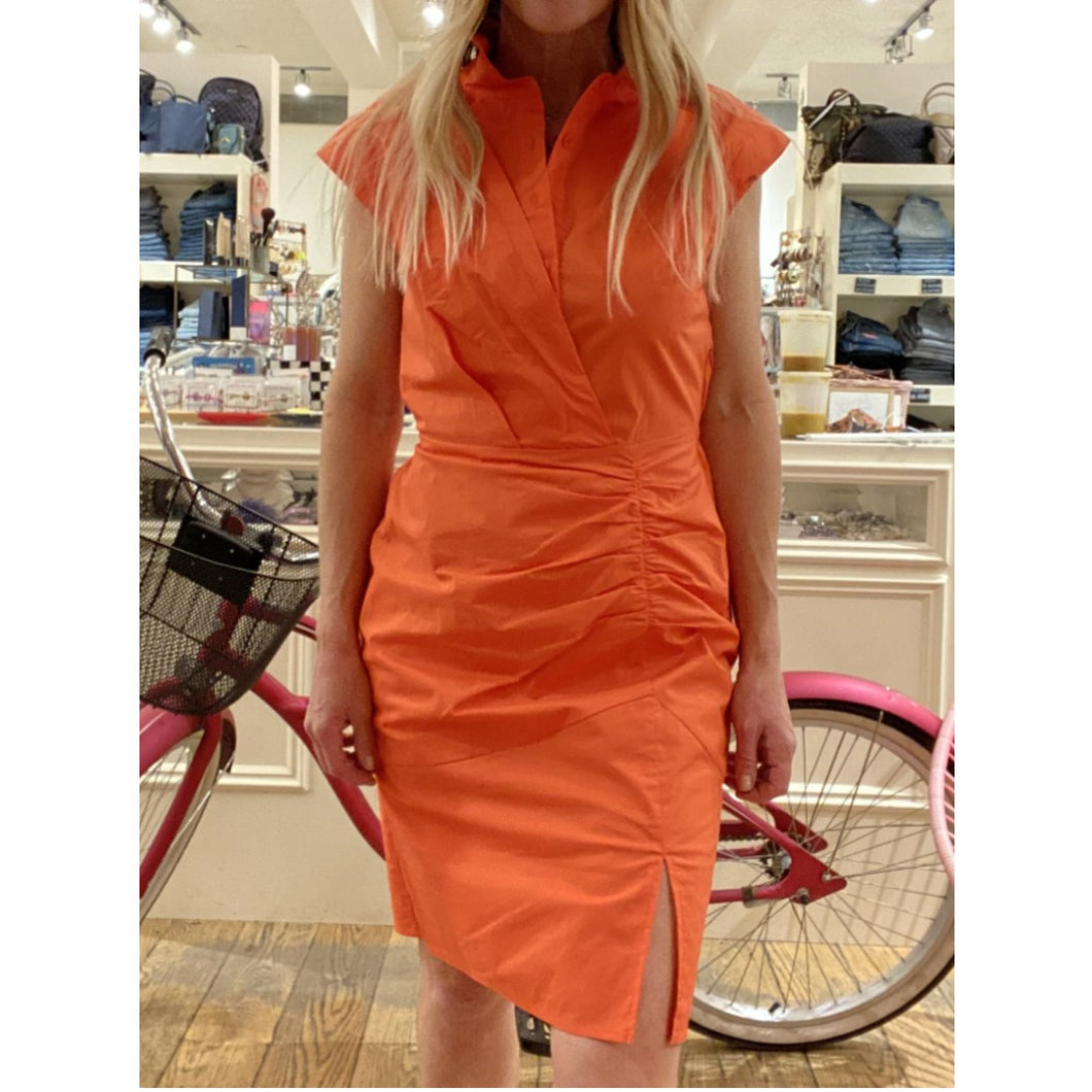 Milly Coral Maxwell Dress