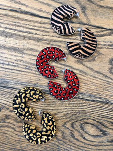 Mignonne Gavigan Animal Hoops