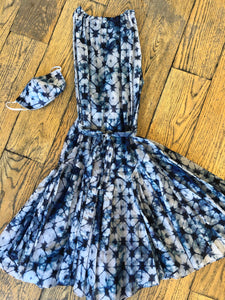 Katharine Kidd Tie Dye Penny Dress