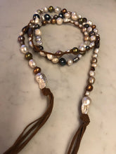 Tess Multi Pearl Necklace