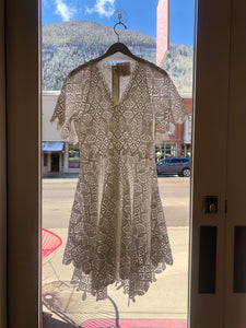 Jonathan Simkhai Amelia Lace Dress