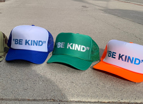 Be Kind Hats