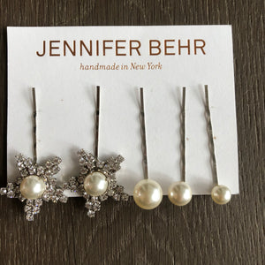 Jennifer Behr Bobbi Pin Sets of 5
