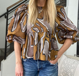 Hunter Bell Harlow Top